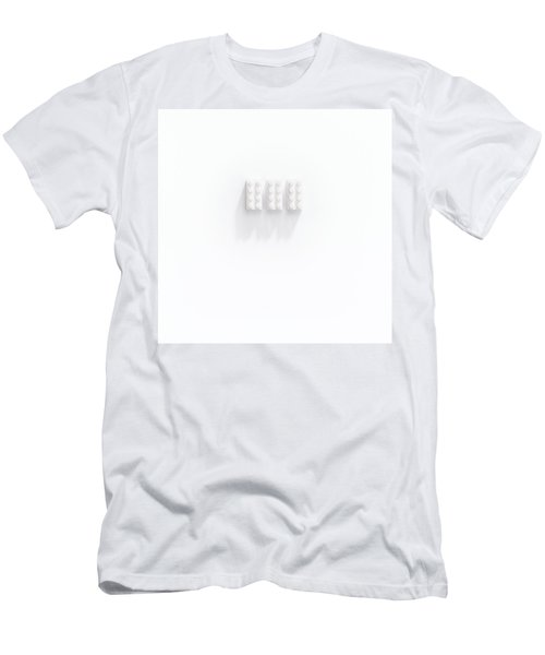 Builidng Blocks Men's T-Shirt (Athletic Fit)