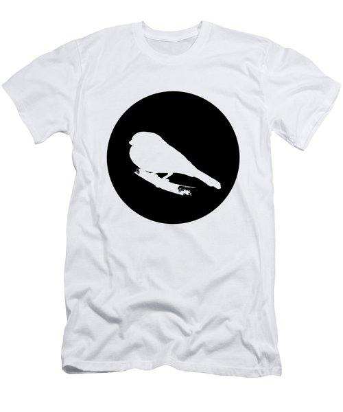 Bullfinch Men's T-Shirt (Slim Fit)