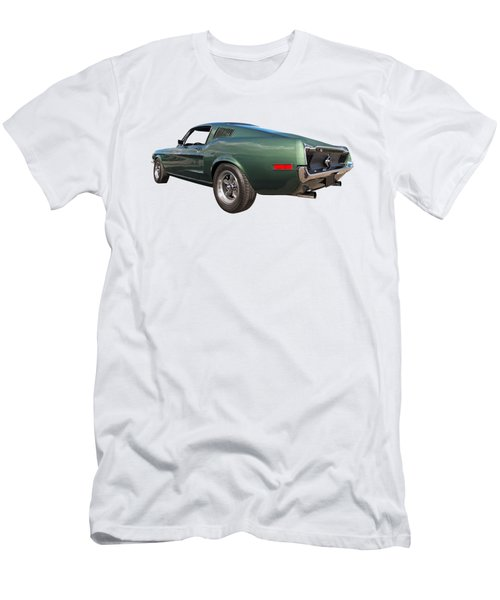 Bullitt - 1968 Mustang Fastback Men's T-Shirt (Athletic Fit)