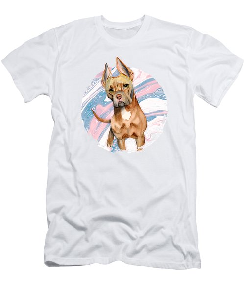 Bunny Ears Men's T-Shirt (Athletic Fit)