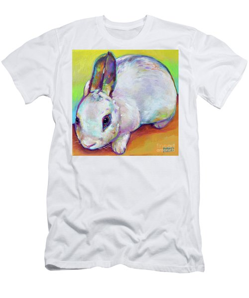 Bunny Men's T-Shirt (Slim Fit) by Robert Phelps