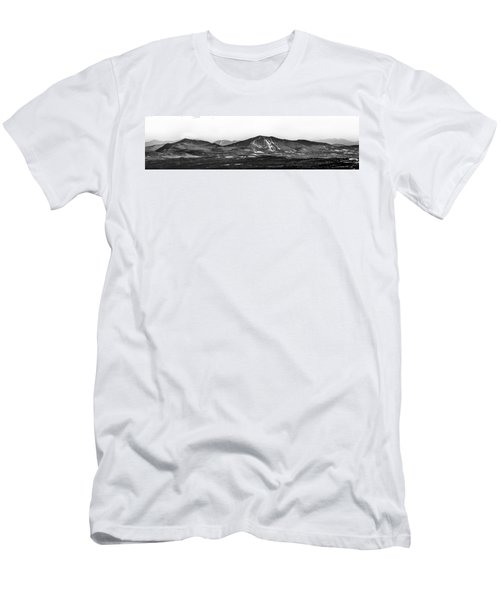 Burke And Cannon Wide Panoramic Men's T-Shirt (Athletic Fit)
