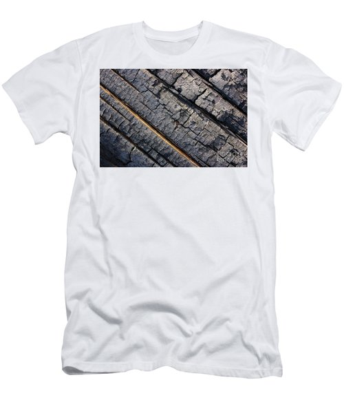 Burnt Bark Men's T-Shirt (Athletic Fit)