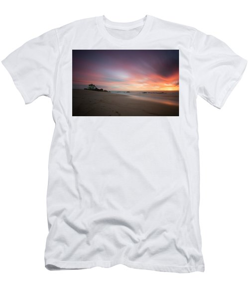 Burning Sky Men's T-Shirt (Athletic Fit)