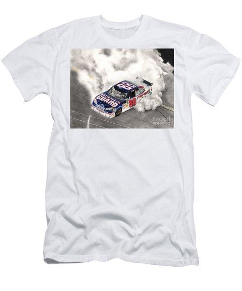 Burnt Rubber Men's T-Shirt (Athletic Fit)