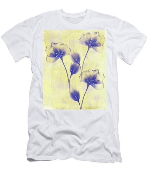 Butter Yellow Morning Men's T-Shirt (Athletic Fit)