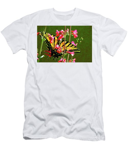 Butterfly's Dream Men's T-Shirt (Athletic Fit)