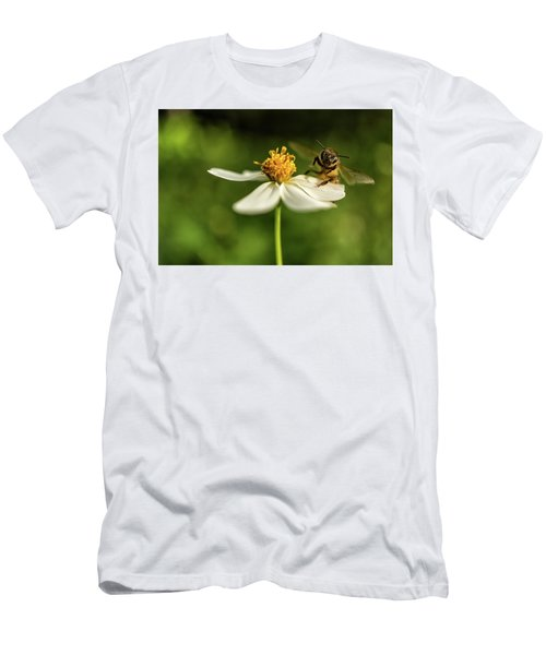 Buzz Off Men's T-Shirt (Athletic Fit)