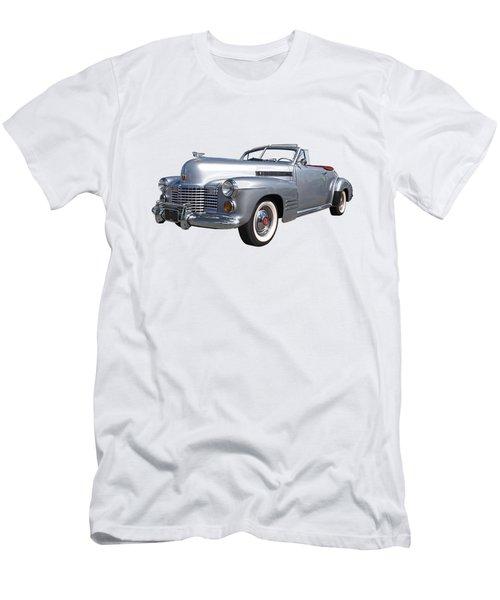 Bygone Era - 1941 Cadillac Convertible Men's T-Shirt (Athletic Fit)