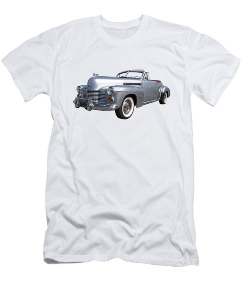 Bygone Era - 1941 Cadillac Convertible Men's T-Shirt (Athletic Fit)