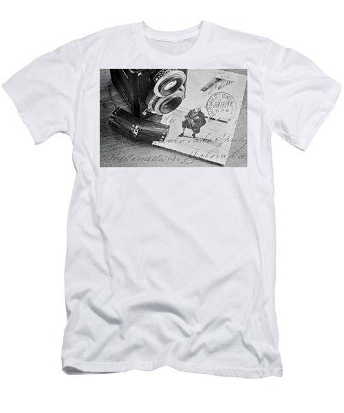 Bygone Memories Men's T-Shirt (Athletic Fit)