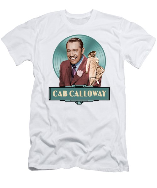 Cab Calloway Men's T-Shirt (Athletic Fit)