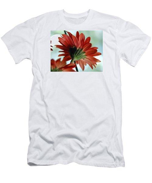 Cabrera Daisy Men's T-Shirt (Slim Fit) by John Schneider