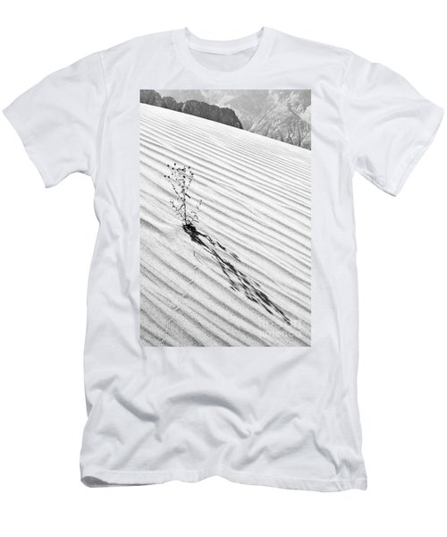 Cactus In Desert Men's T-Shirt (Athletic Fit)