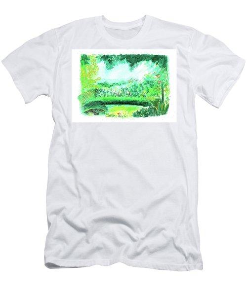 California Garden Men's T-Shirt (Athletic Fit)