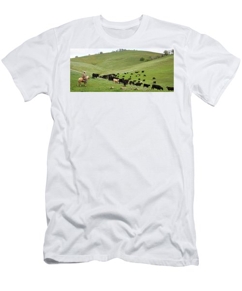 California Ranching Men's T-Shirt (Athletic Fit)