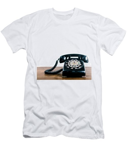 Call Me Let's Do Work. Men's T-Shirt (Athletic Fit)