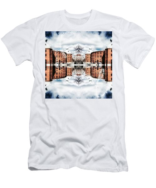 Campo Pequeno Men's T-Shirt (Athletic Fit)