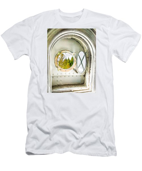 Cana View Men's T-Shirt (Slim Fit) by Jim Rossol