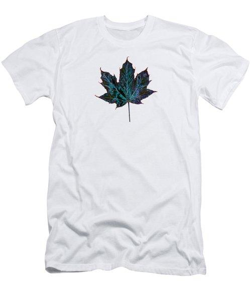 Canadian Diversity Maple Leaf Men's T-Shirt (Athletic Fit)