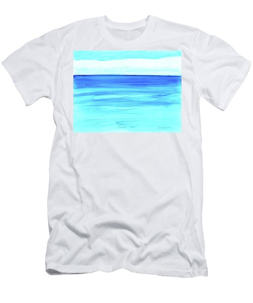 Cancun Mexico Men's T-Shirt (Athletic Fit)