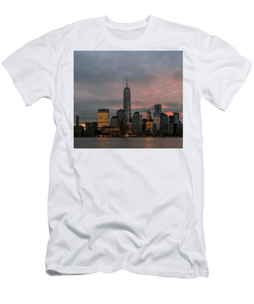 Men's T-Shirt (Slim Fit) featuring the photograph Candy  by Anthony Fields