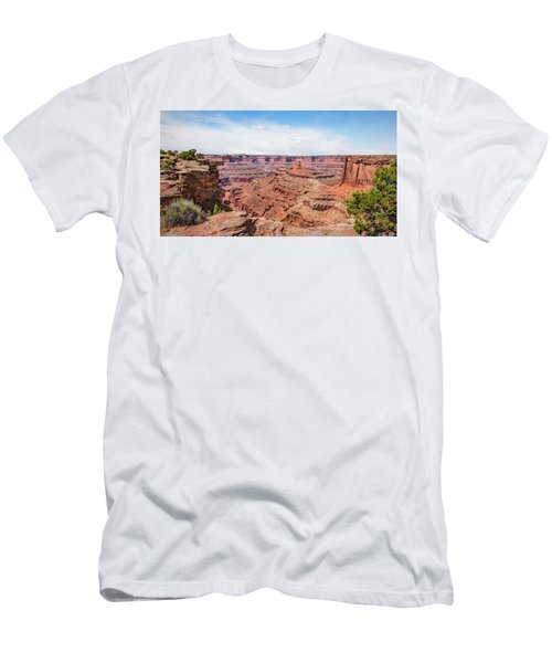 Canyonlands Near Moab Men's T-Shirt (Athletic Fit)