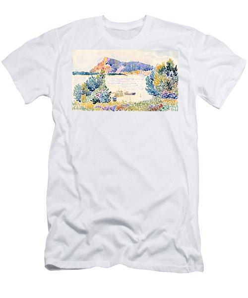 Cap Negre Men's T-Shirt (Athletic Fit)