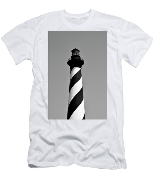 Cape Hatteras Island Light Men's T-Shirt (Athletic Fit)
