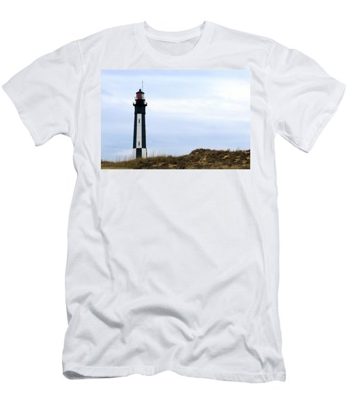 Cape Henry Lighthouse Men's T-Shirt (Athletic Fit)