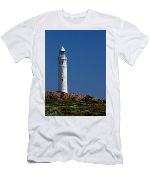 Cape Leeuwin Light House Men's T-Shirt (Athletic Fit)