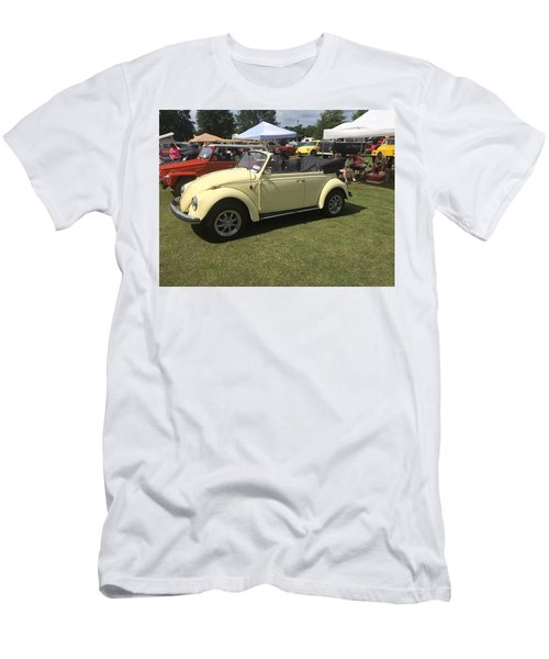 Men's T-Shirt (Athletic Fit) featuring the photograph Car Show by Aaron Martens