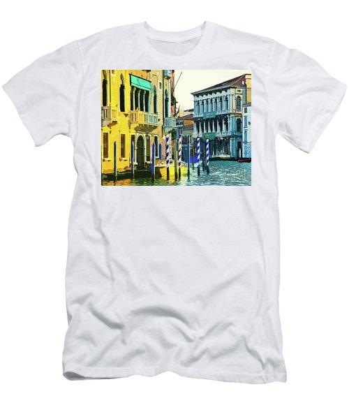 Ca'rezzonico Museum Men's T-Shirt (Athletic Fit)