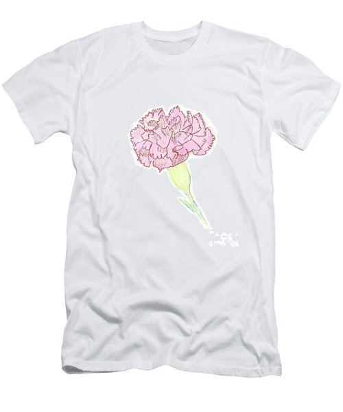 Carnation Men's T-Shirt (Athletic Fit)