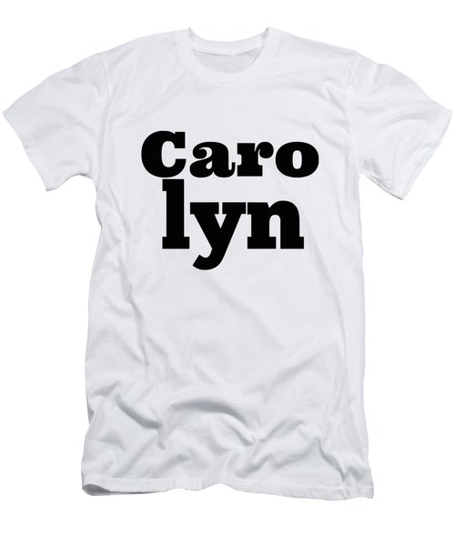 Carolyn Men's T-Shirt (Athletic Fit)