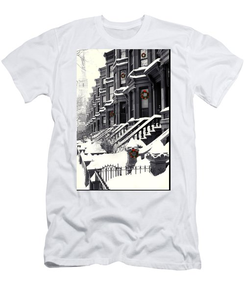Carroll Street Men's T-Shirt (Athletic Fit)