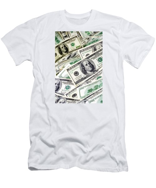 Cash Money Men's T-Shirt (Athletic Fit)