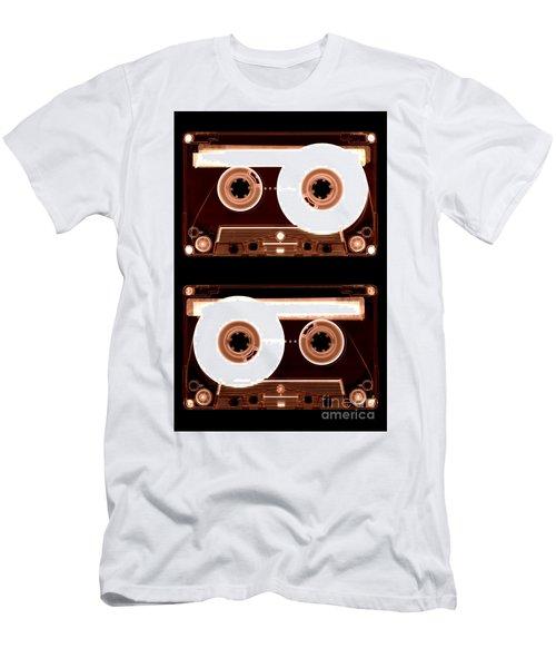 Cassette Tapes Men's T-Shirt (Athletic Fit)