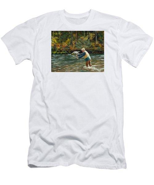 Cast Away Men's T-Shirt (Athletic Fit)