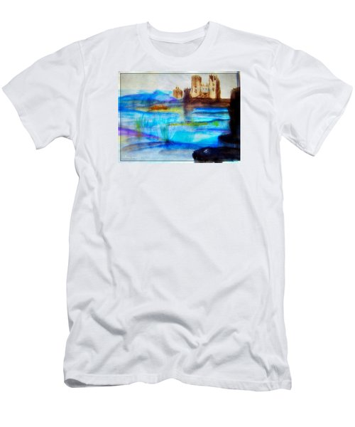 Castle By Colleen Ranney Men's T-Shirt (Athletic Fit)