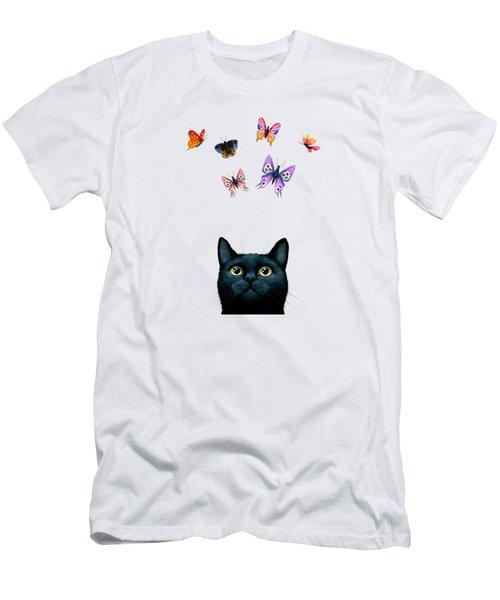 Cat 606 Men's T-Shirt (Athletic Fit)