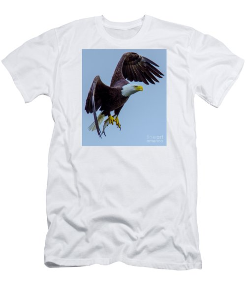 Catch Of The Day Men's T-Shirt (Slim Fit) by Jeff at JSJ Photography