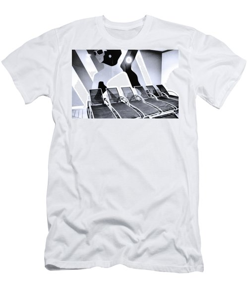 Catching Rays Men's T-Shirt (Athletic Fit)