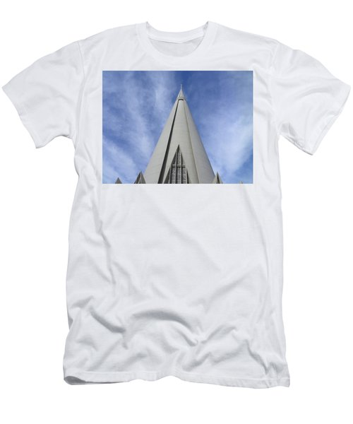 Cathedral Minor Basilica Our Lady Of Glory Men's T-Shirt (Athletic Fit)