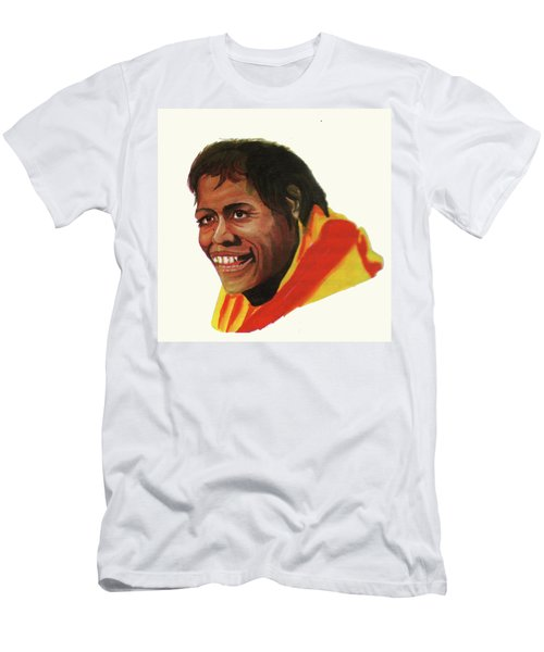Cathy Freeman Men's T-Shirt (Athletic Fit)