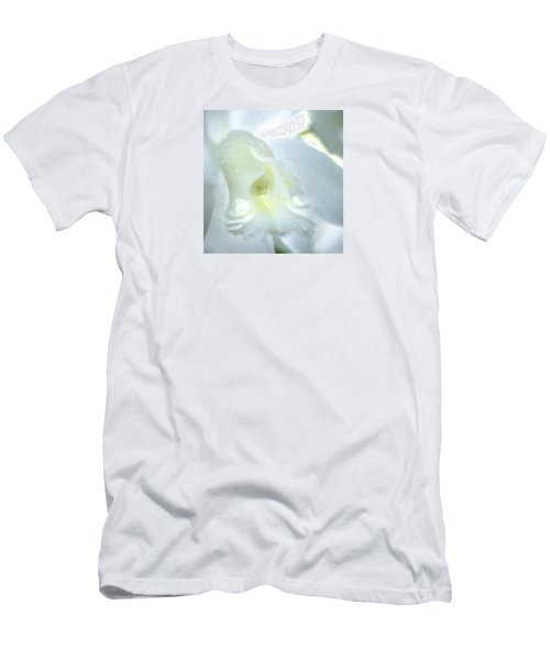 Cattleya Orchid #3 Men's T-Shirt (Slim Fit) by George Robinson