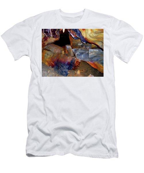 Cave Gems Men's T-Shirt (Athletic Fit)