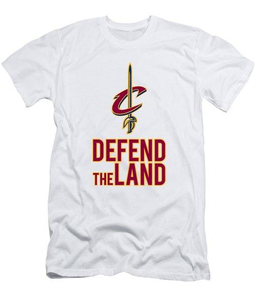 Cavs1 Men's T-Shirt (Athletic Fit)