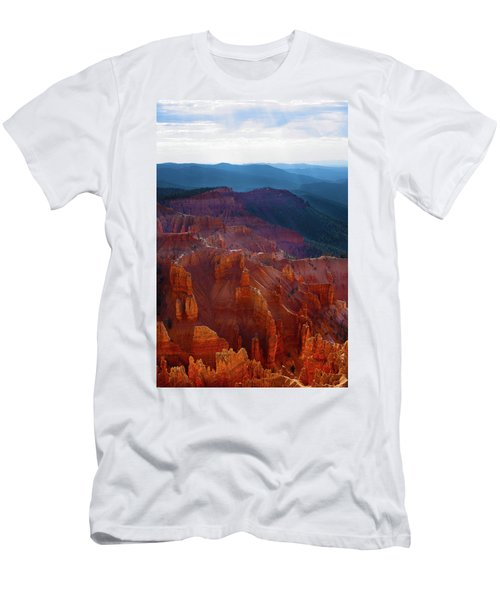 Cedar Breaks Brilliance Men's T-Shirt (Athletic Fit)