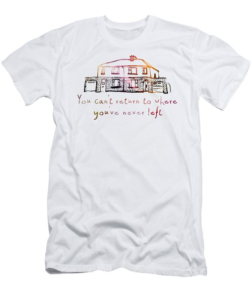 Cedarwood House Men's T-Shirt (Slim Fit)